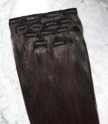Image of VIRGIN INDIAN STRAIGHT CLIP ONS
